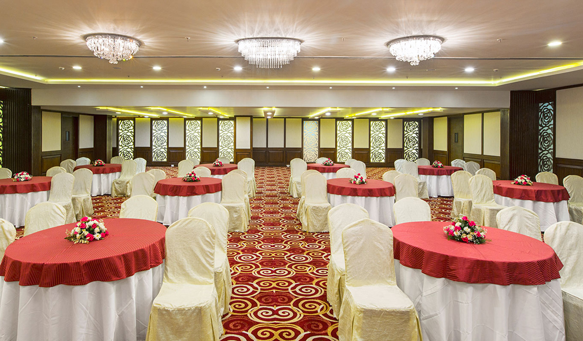 Banquet Hall 2 View 1